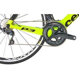 Cervelo P3 Ultegra - Bicicletas triatlón - verde/negro